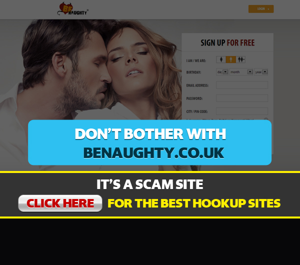 benaughty site network scams review